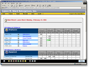 The Construction Link - Construction Estimating Software, Billing ...